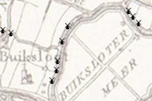 De molens in Buiksloot
