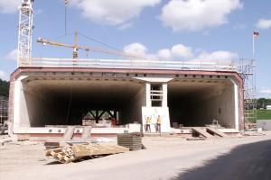 coentunnel-aanbouw