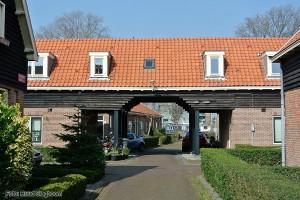 De houten poorten in DistedorpFoto: Ruud Slagboom, 2014