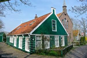 Boerderijhuisje in de dorpstraatFoto: Ruud Slagboom, 2015