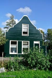 Kapiteinhuisje met klokgevel.Foto: Ruud Slagboom, 2014