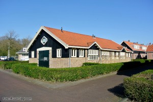 Gebouw van de voormalige brandweerFoto: Ruud Slagboom, 2015