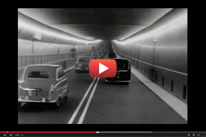 De aanleg van de IJ-tunnel