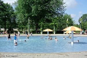 kinderbad volewijckerpark