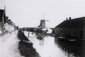 molen de Vrede Nieuwendam