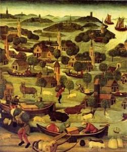 Sint-Elisabethsvloed van 1421