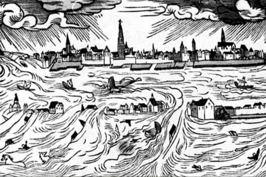 Allerheiligenvloed – 1570
