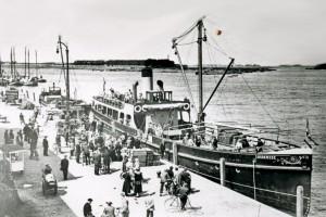 Veerboot SS Zuiderzee