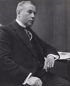 Portret P.J.M. Verschure