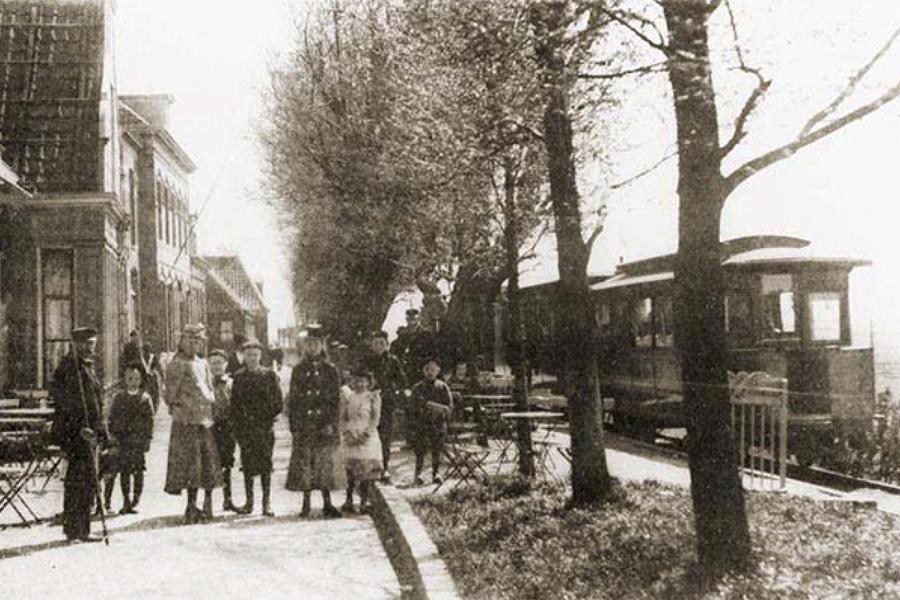 Waterlandse tram