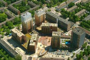 Winkelcentrum Waterlandplein anno 2015Bron: Diepenbrock Consult