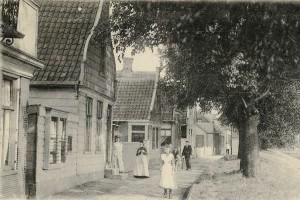 Het gemeentehuis rond 1910Bron: Beeldbank Amsterdam