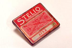 Stélio sigarettenfabriek