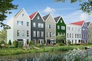 Woningen in Elzenhagen NoordBron: Did Vastgoedontwikkeling