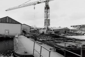 De scheepswerf Ceuvel-VolhardingBron: Beeldbank Amsterdam