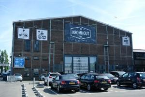 De Kromhouthal in 2017 - Foto: Ruud Slagboom